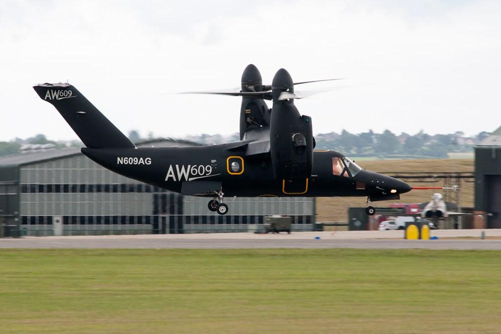 © Duncan Monk • AgustaWestland AW609 N609AG • RNAS Yeovilton Air Day 2015