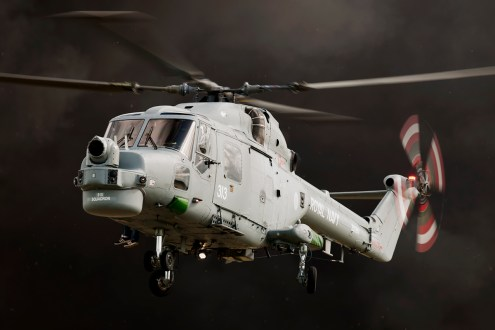 © Duncan Monk • Commando Role Demonstration - Lynx HMA.8 • RNAS Yeovilton Air Day 2015