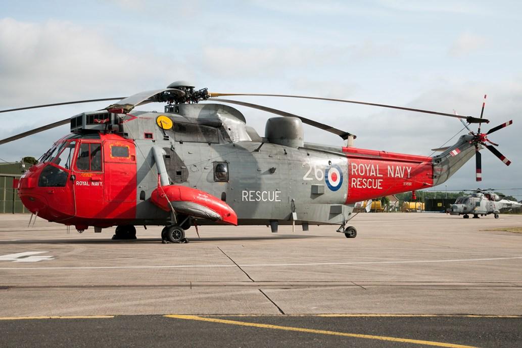 © Duncan Monk • Sea King Hu.5 • RNAS Yeovilton Air Day 2015