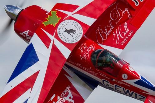 © Ben Montgomery • Pitts S-2SE Muscle Biplane G-EWIZ • RNAS Culdrose Air Day 2015