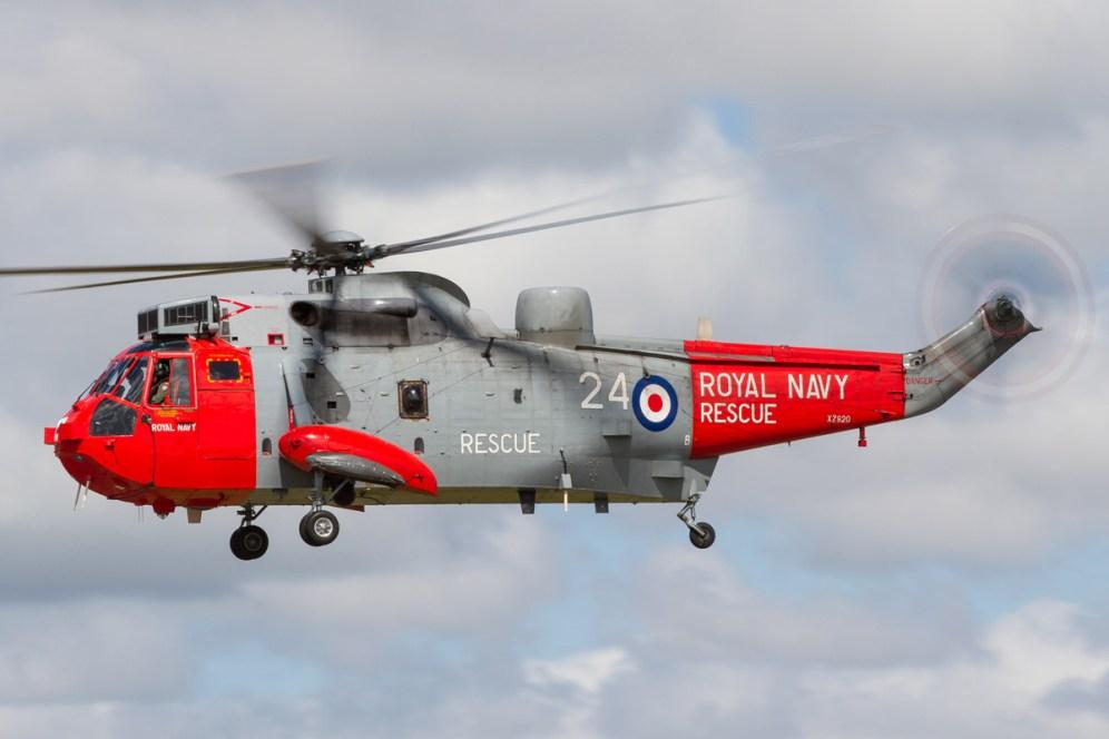 © Ben Montgomery • Westland Sea King HU.5 XZ920 • RNAS Culdrose Air Day 2015