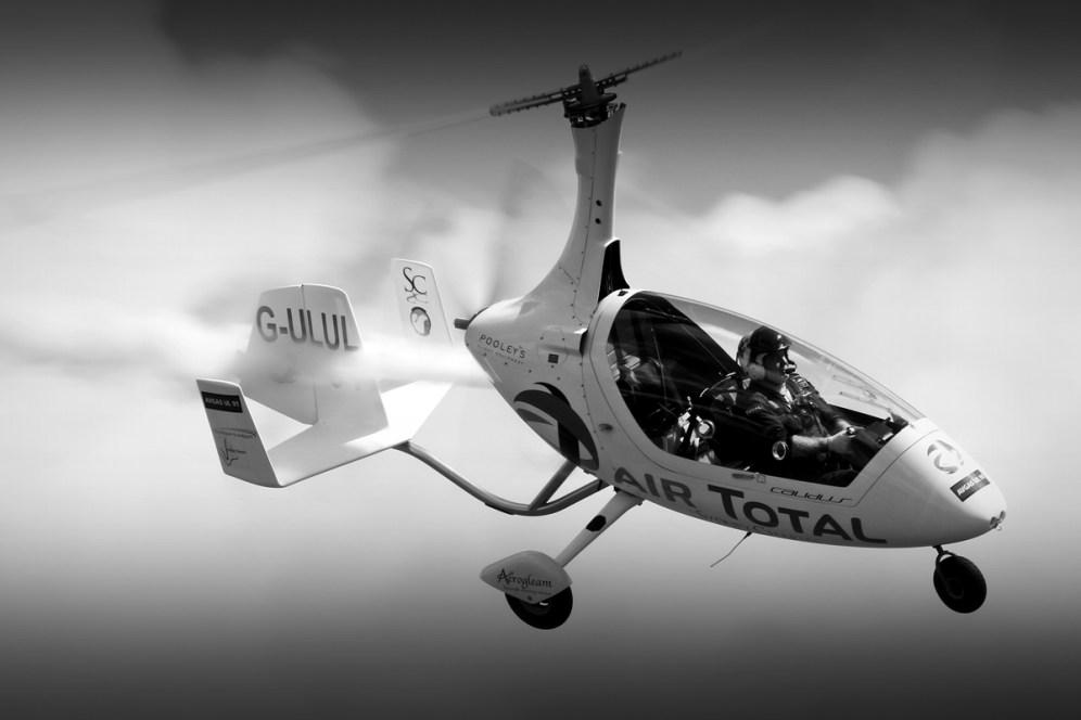 © Jamie Ewan • Rotorsport UK Calidus Gyrocopter • East Kirkby Airshow