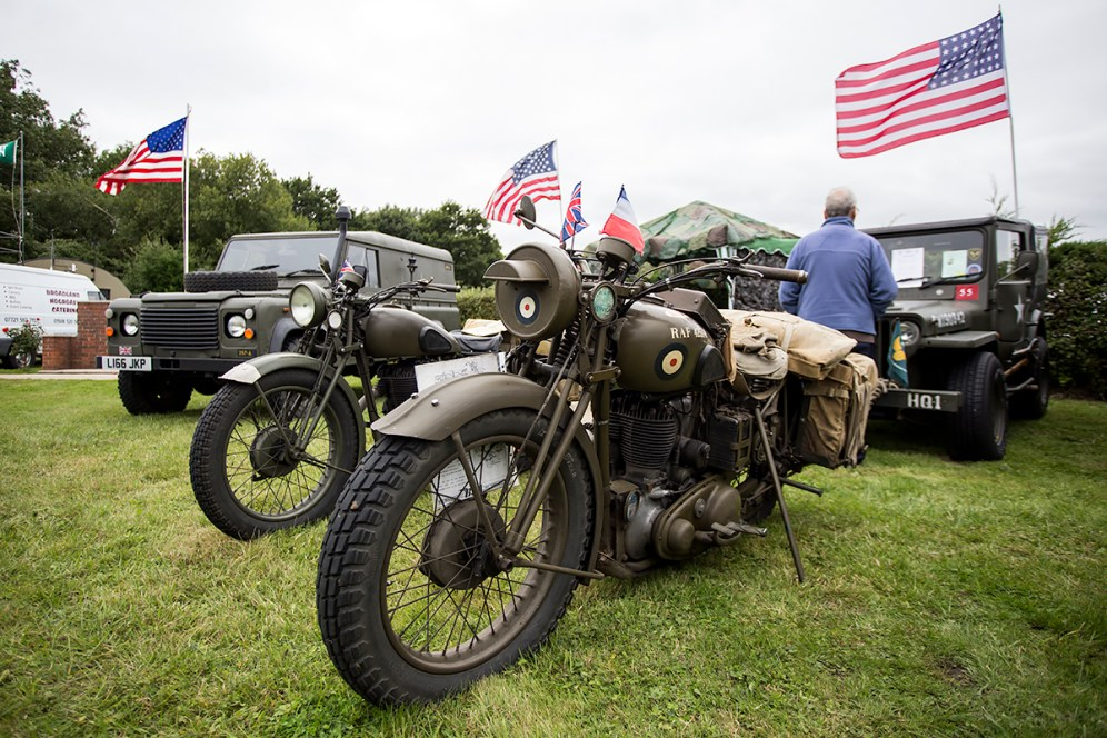 © Adam Duffield • Classic Vehicles • Seething Charity Air Day 2015