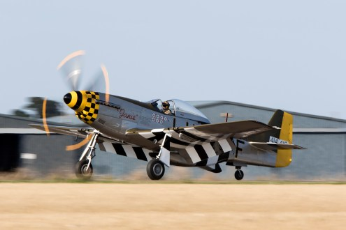 © Adam Duffield • North American P-51D Mustang 'Janie' G-MSTG • Seething Charity Air Day 2015