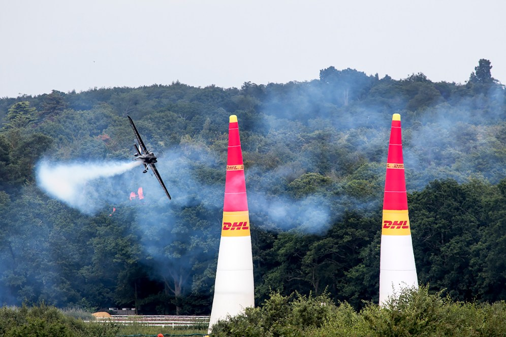 © Adam Duffield • Pete McLeod • Red Bull Air Race - Ascot