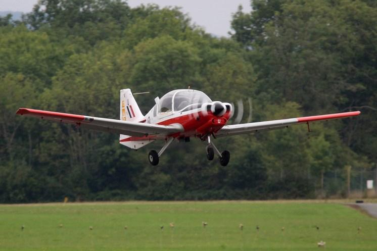 © Jamie Ewan • Scottish Aviation Bulldog XX543 G-CBAB • Dunsfold Wings & Wheels 2015