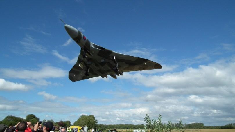 © Dan Lewington - RIAT 2011 - Vulcan XH558 Image Wall
