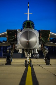 © Harry Measures • Panavia Tornado GR.4 • RAF Coningsby Nightshoot