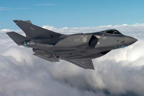 © Lockheed Martin - Liz Kaszynski • Lockheed Martin F-35A Lightning II • F-35 Joint Strike Fighter Part 2