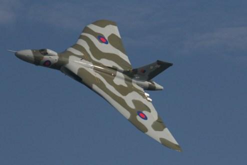 © Teresa Punter - Dunsfold Aerodrome on Sunday 11th October - Vulcan XH558 Image Wall