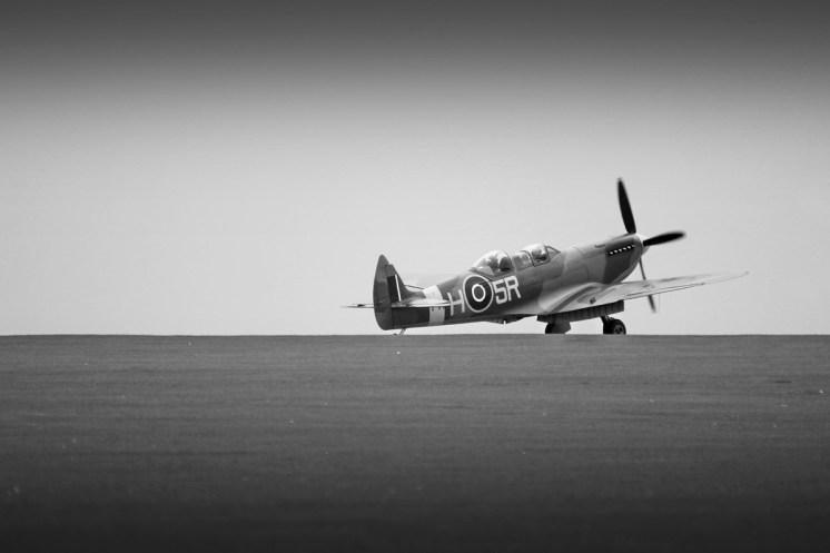 © Jamie Ewan - Supermarine Spitfire Mk IXT PV202 - Sywell Radial