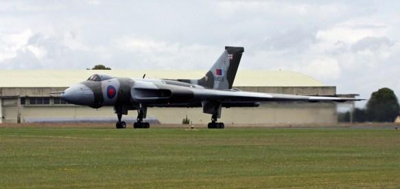 © Andrew Francis Jones - XH558 on take off run at Kemble Airshow, June 2011 - Vulcan XH558 Image Wall