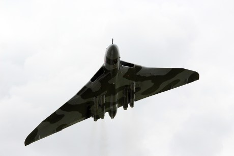 © Crispy - Coventry Airport in September 2015 - Vulcan XH558 Image Wall