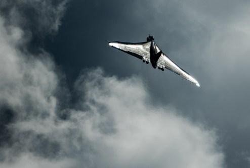 © Nick Collins - Bournemouth air festival (My last Vulcan display) 23/08/15 - Vulcan XH558 Image Wall