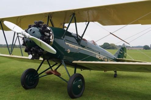 © Jamie Ewan - Transport Travel Air 4000 NC5427 - Sywell Radial