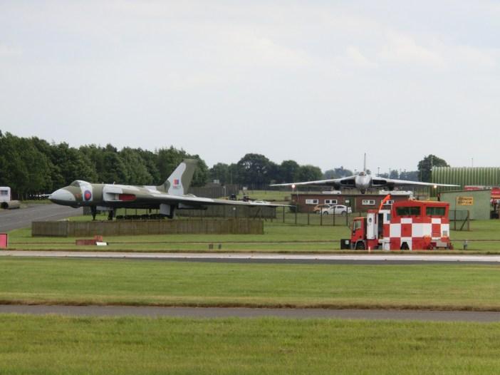 © Philip Heinzl - Waddington air show 2015 - Vulcan XH558 Image Wall