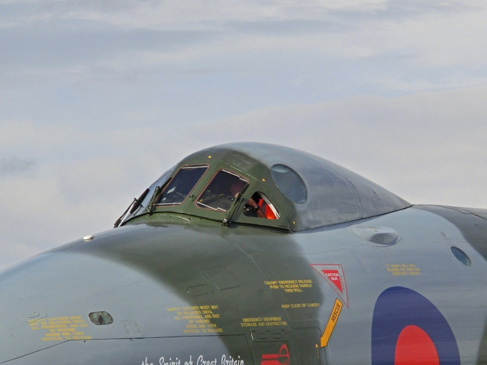 © Philip Heinzl - Waddington air show 2015 - Vulcan XH558 Image Wall