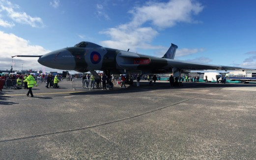 © Kevin Paterson - Vulcan XH558 Farewell - AeroResource 2015 Highlights