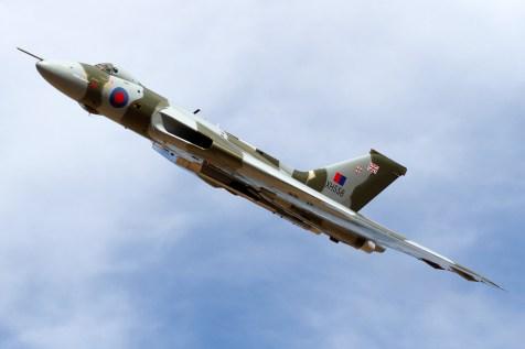 © Ben Montgomery - Duxford September 2012 - Vulcan XH558 Image Wall