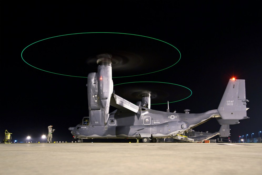 © Ben Montgomery - Bell-Boeing CV-22B Osprey at RAF Mildenhall - AeroResource 2015 Highlights