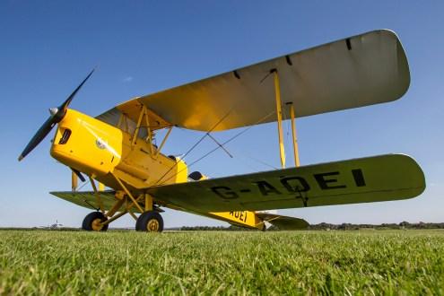 © Ben Montgomery - Cambridge Flying Group Tiger Moths - AeroResource 2015 Highlights