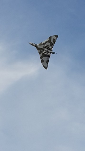 © Dawn Poppy Willow - Southport Airshow 2015 - Vulcan XH558 Image Wall
