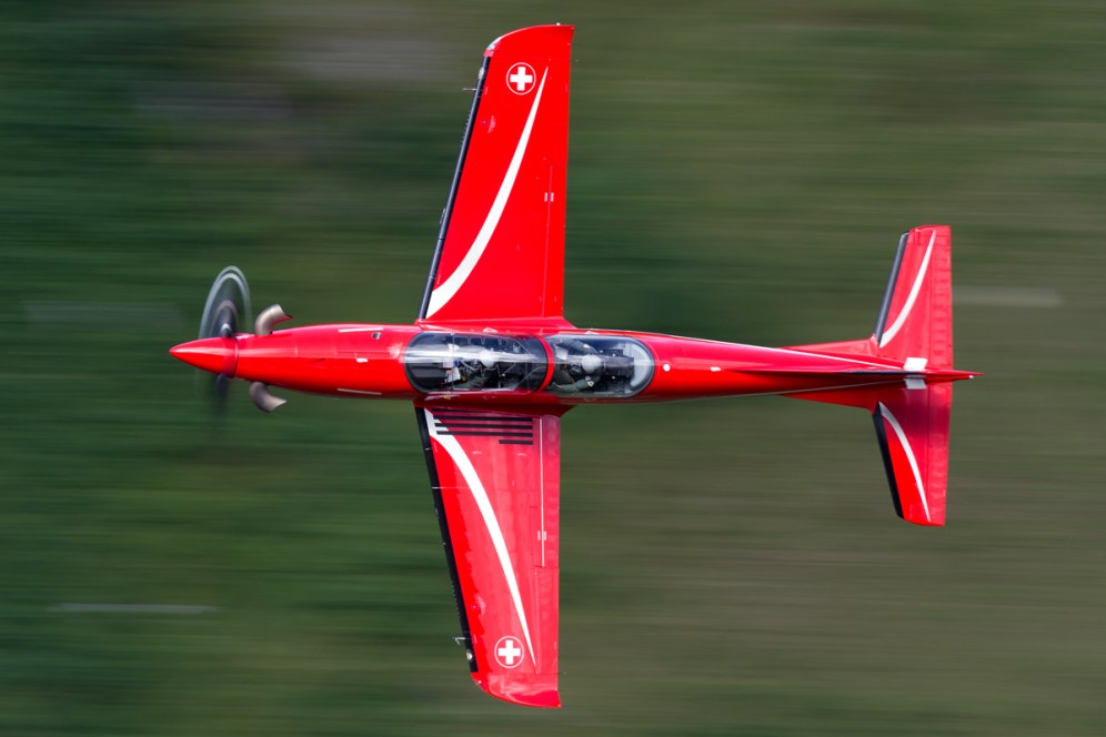 © Mic Lovering - Swiss AF PC-21 Det - AeroResource 2015 Highlights