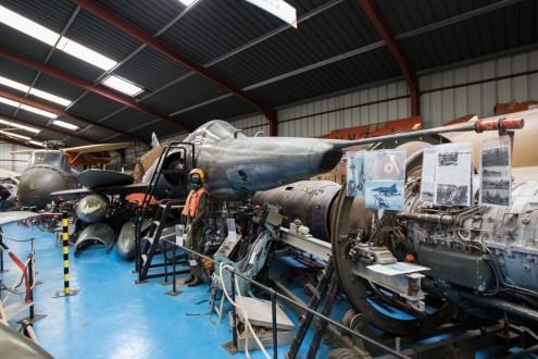 © Adam Duffield - Dassault Mirage IIIRD 358/128-TG - L'Epopee de l'Industrie et de l'Aeronautique