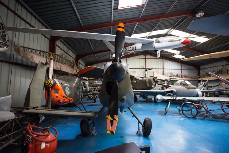 © Adam Duffield - Nord 3400 - L'Epopee de l'Industrie et de l'Aeronautique