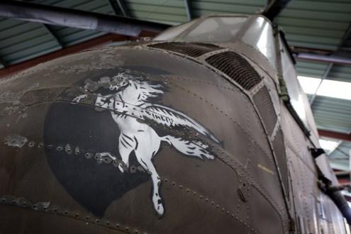 © Adam Duffield - Sikorsky H-34A Choctaw SA59/68-DK - L'Epopee de l'Industrie et de l'Aeronautique