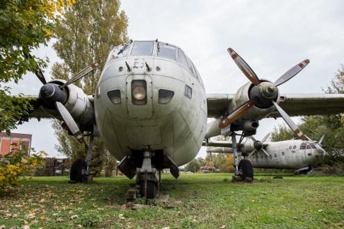 © Adam Duffield - Nord N2501F Noratlas 54/63-WX and 97/63-WB - L'Epopee de l'Industrie et de l'Aeronautique