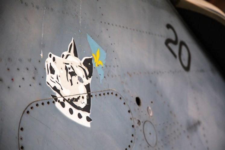 © Adam Duffield - Dassault Mirage F1C 20/12-ZN - L'Epopee de l'Industrie et de l'Aeronautique