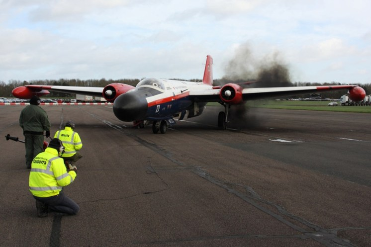 © Luke Webster - English Electric Canberra B(I)8 WT333 - WT333 60th Anniversary