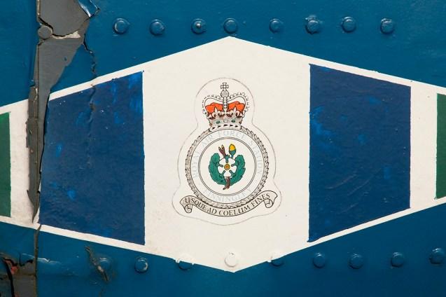 ©Duncan Monk - RAF Finningley Crest - Birlingham Jet Aircraft Collection
