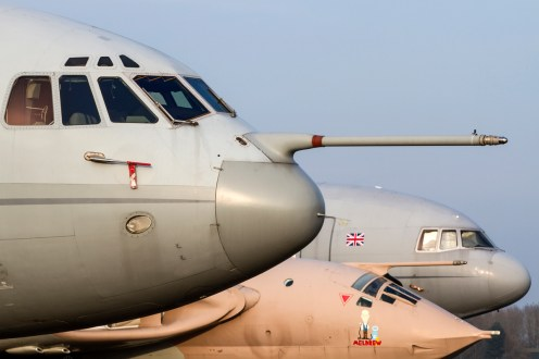© Ben Montgomery - VC-10, Victor and TriStar - Bruntingthorpe Treble Tankers Nightshoot