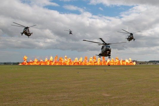 © Duncan Monk - RNAS Yeovilton Airday Role Demo
