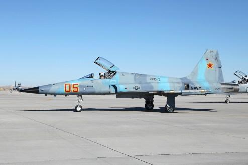 © Mark Forest - Northrop F-5N Tiger II 761544 - NAS Fallon