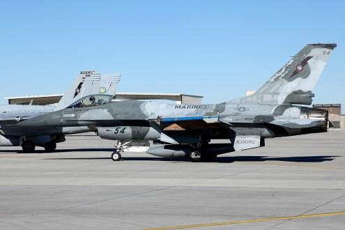 © Mark Forest - General Dynamics F-16N 900945 - NAS Fallon