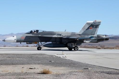 © Mark Forest - McDonnell Douglas F/A-18A+ Hornet 162834 - NAS Fallon