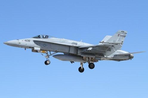© Mark Forest - McDonnell Douglas F/A-18C - VMFA-323 - NAS Fallon