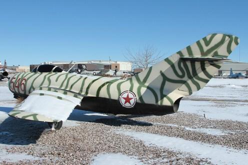 © Mark Forest - Mikoyan-Gurevich MiG-15 546 - NAS Fallon