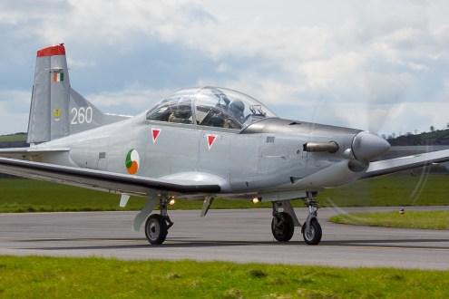 © Paul Harvey - Pilatus PC-9M 260 - Irish Air Corps Easter Rising Centenary