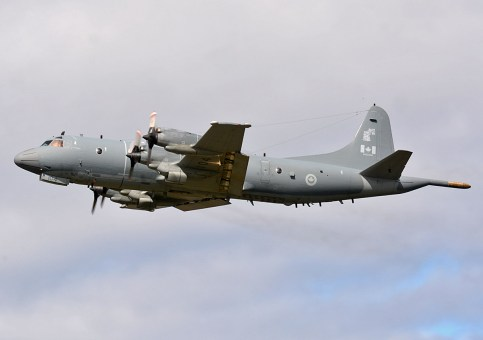 © Niall Paterson - Lockheed CP-140M Aurora - Joint Warrior 16-1