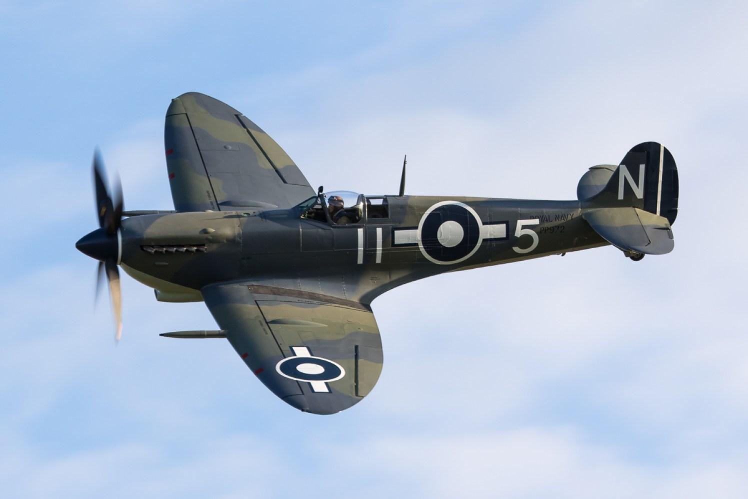 © Adam Duffield - Supermarine Seafire LF IIIc