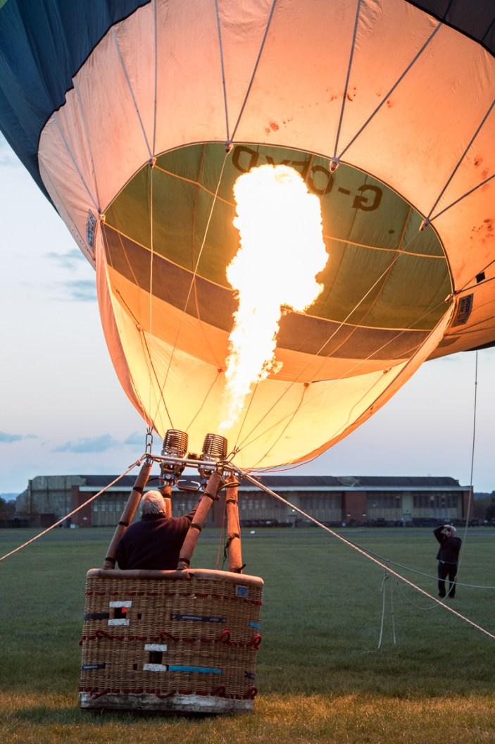 © Adam Duffield - The Oxford Balloon Company - Abingdon Nightshoot 2016