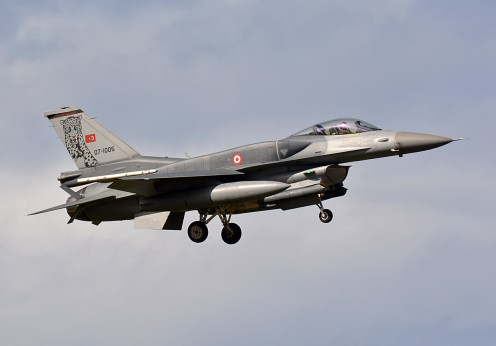 © Niall Paterson - Turkish Aerospace Industries F-16C 07-1005 - Joint Warrior 16-1