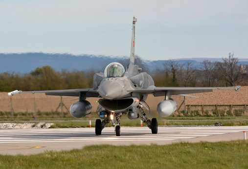 © Niall Paterson - Turkish Aerospace Industries F-16C - Joint Warrior 16-1