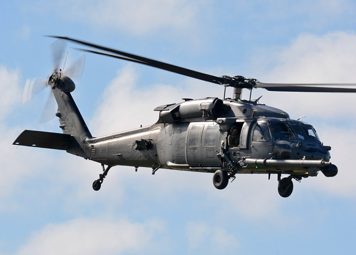 © Niall Paterson - USAF HH-60G Pavehawk - Joint Warrior 16-1