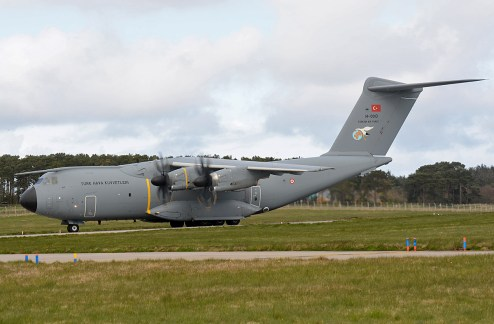 © Niall Paterson - TuAF Airbus A400M - Joint Warrior 16-1