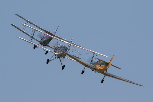 © Adam Duffield - Trainer Formation - Shuttleworth Fly Navy Air Show 2016